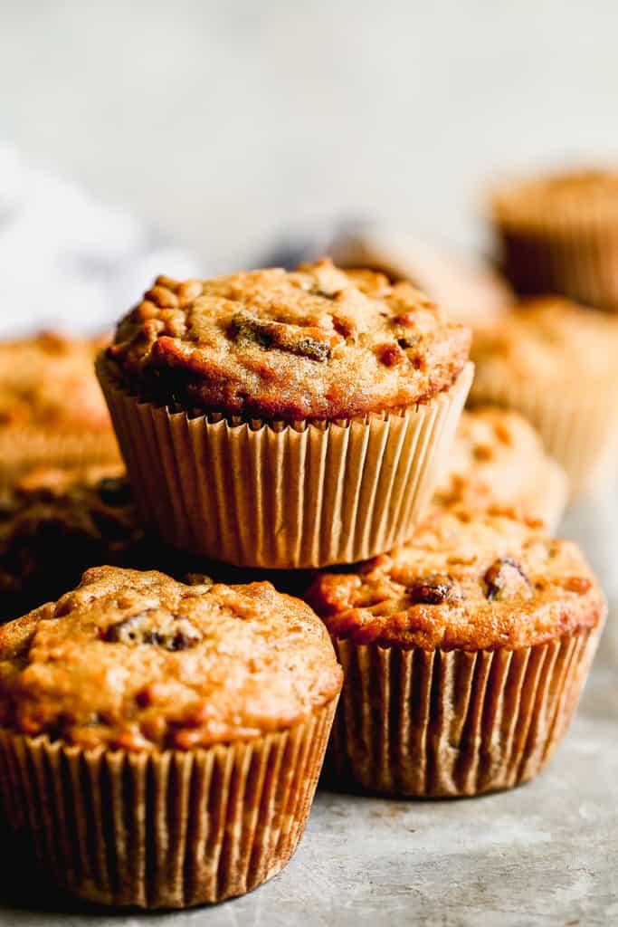 Tasty Bran Muffins